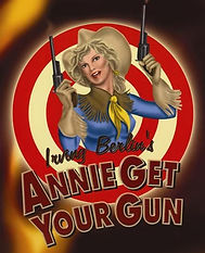 haods annie get your gun script front cover