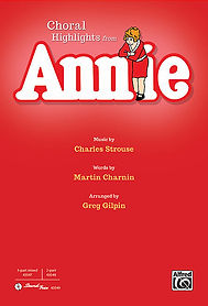 haods past shows annie script front cover