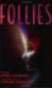 haods past shows follies script front cover