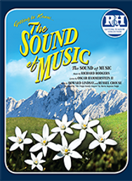 haods past shows sound of music script front cover
