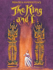 haods past shows the king and i script front cover