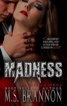 Book cover for M.S. Brannon's Madness