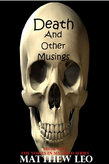 Book cover for Matthew Leo's Death and Other Musings