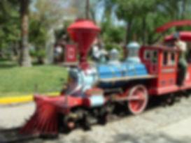 Trenecito - Parque Morelos