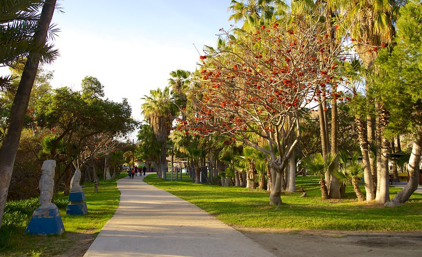 Parque Morelos State Park