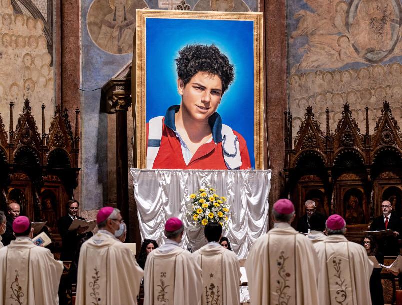 Beatificación de Carlo Acutis el 10 de octubre de 2020