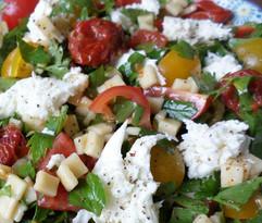 Salade de crozets frais