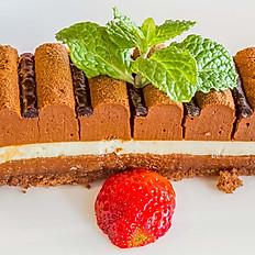 Croustillant Chocolat caramel