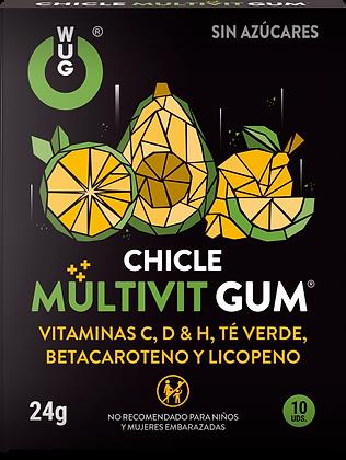 MULTIVIT Gum, a kicsattanó egészség