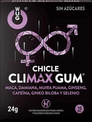CLIMAX Gum, a legforróbb rágó