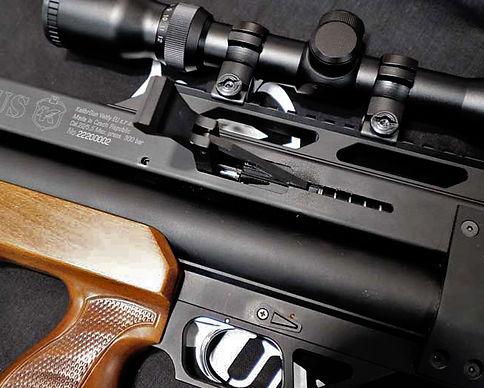 Luchtdrukwapens en PCP wapens voor sportschutters