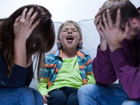 Un reto para los padres: Trastorno Oposicionista Desafiante