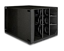 Funktion One F132 Base Enclosure