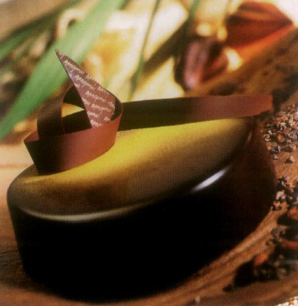 Spécialités d'Entremets au Chocolat Valrhona
