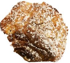 Croissants et pain choc aux amandes
