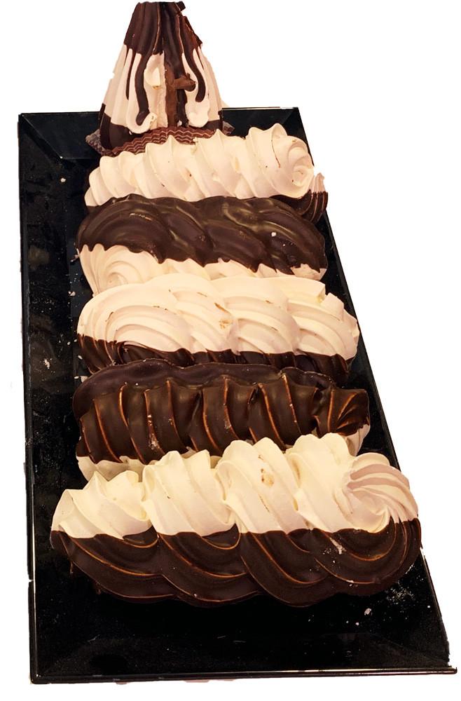 Les meringues Chocolats
