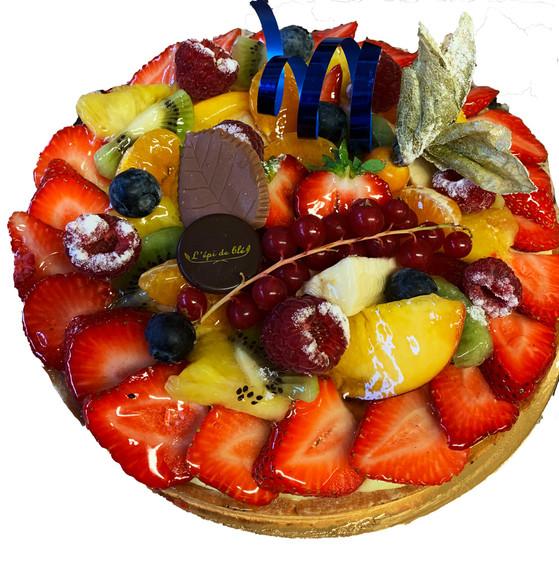 Tarte Multifruits