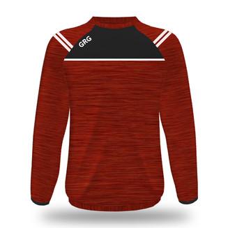 Red Melange - Black - White trim.jpg