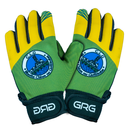 Gaelic Gloves - Style 2 Full - Claregalw