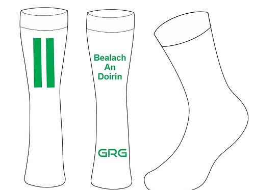 Ballaghaderreen GAA - Socks (White)