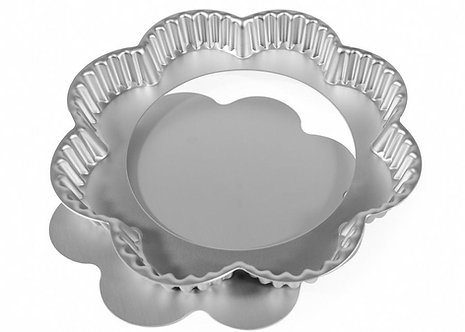 Quiche/Tart Tin (Petal-Shaped)