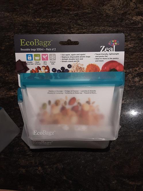 Eco Bagz (2 Pack)