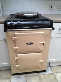 27th November Aga 60 Christmas demonstration