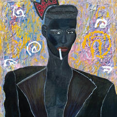 The Bad and the Bougee: Grace Jones