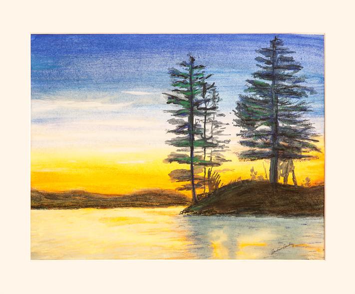 PineTrees on Lake