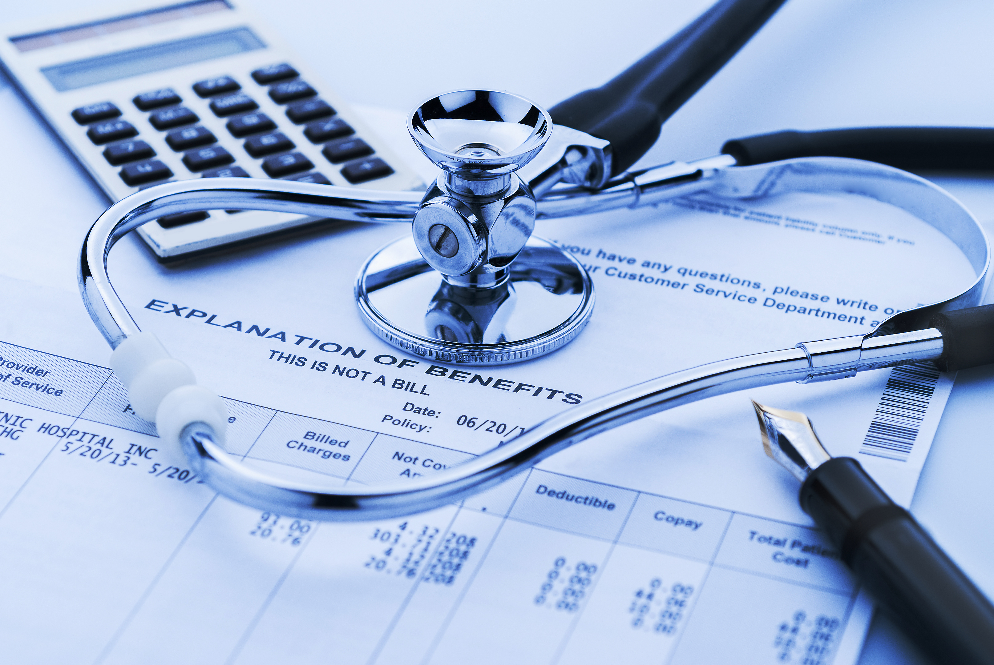 Lower cost healthcare