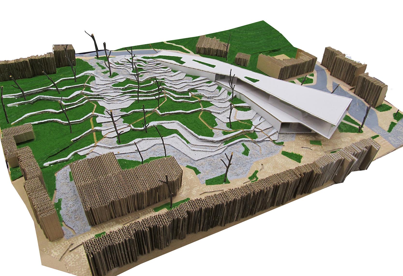 Urban + Waterfront Regeneration