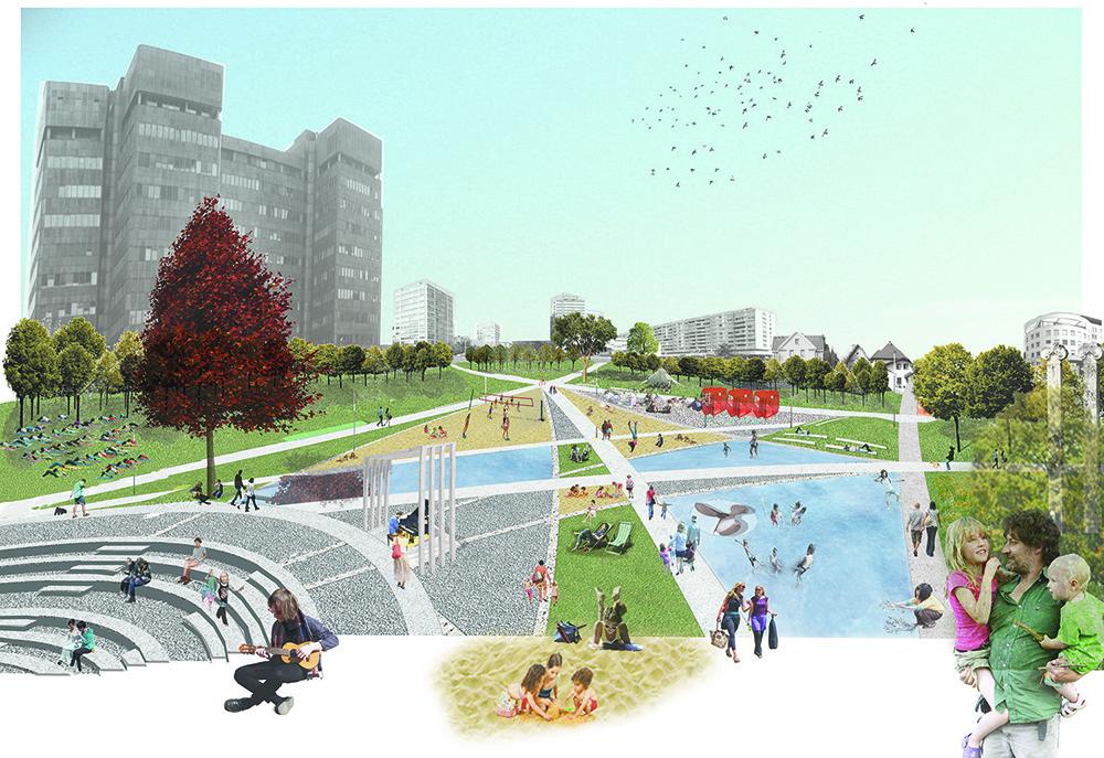 Urban Regeneration Project 2