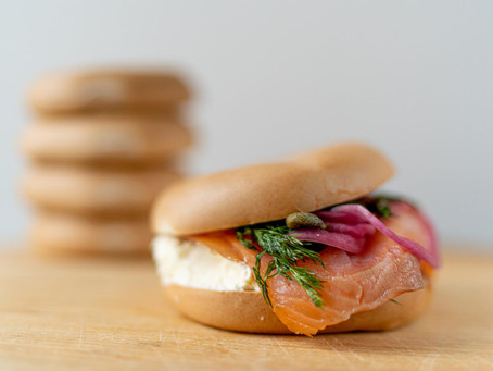 Bross Bagels join forces with Genius Foods