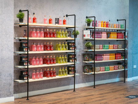 Leading Scottish distillers open flagship store