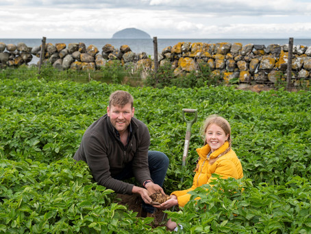 Survey says: more Scots are eating locally grown foods