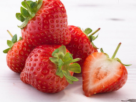 The perfect AVA strawberry recipes to serve up for Wimbledon