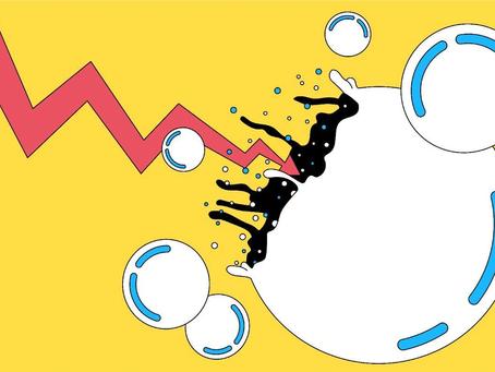 """Er vi tæt på at springe """"The bubble of everything""""🎇"""