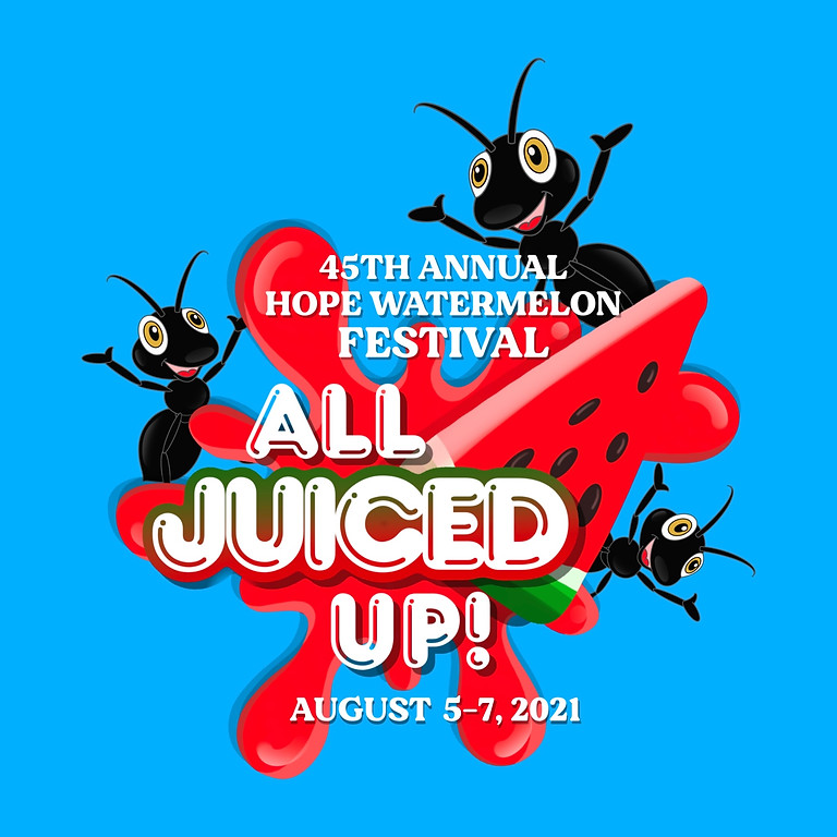 Crutchfield Live at the Hope Watermelon Festival PraiseFest