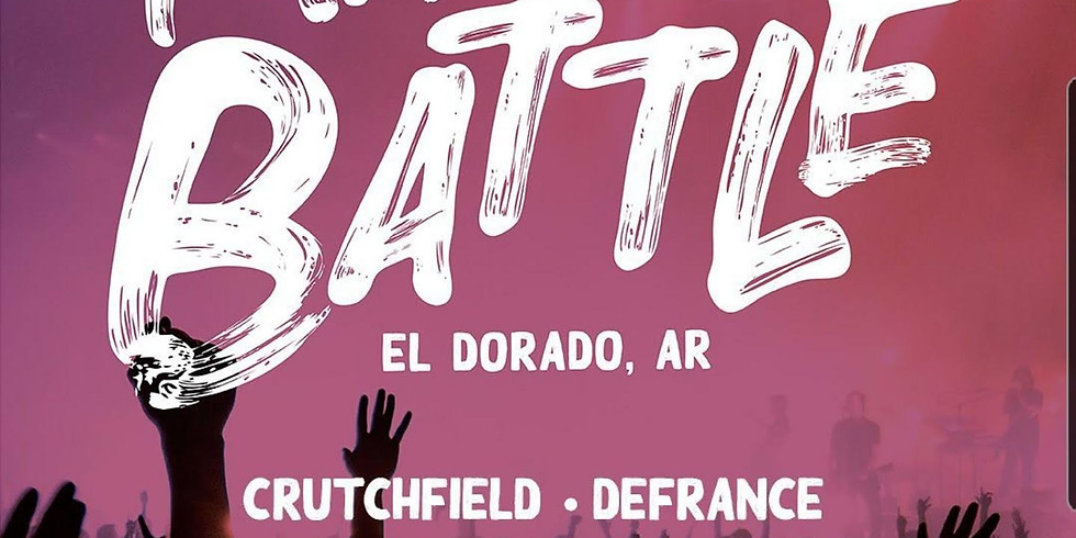 MAD Battle!!! - Postponed until March 6th due to weather conditions!