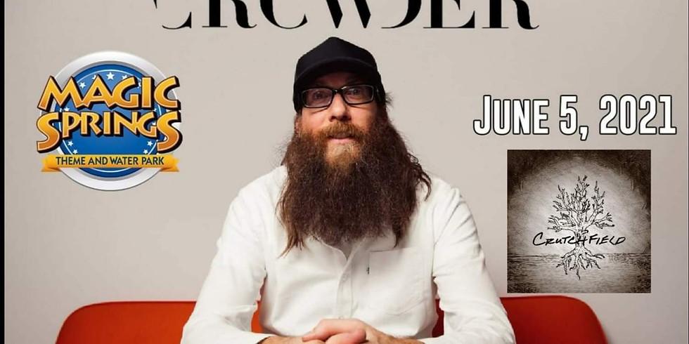 Crowder with Crutchfield