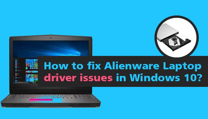 Common problemsalienware user support tool