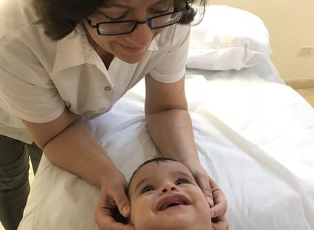 איך טיפול אוסטאופתי טוב לתינוקות