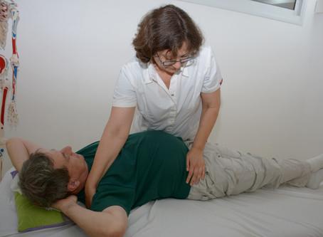 כאבי גב תחתון בגלל חוסר תנועה של הכבד או כליות  ... מה השטויות האלה ?