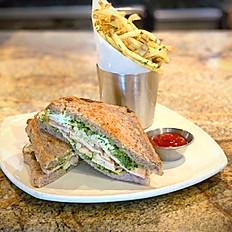 Roasted Turkey Sandwich
