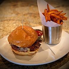 Elvis Beef Burger