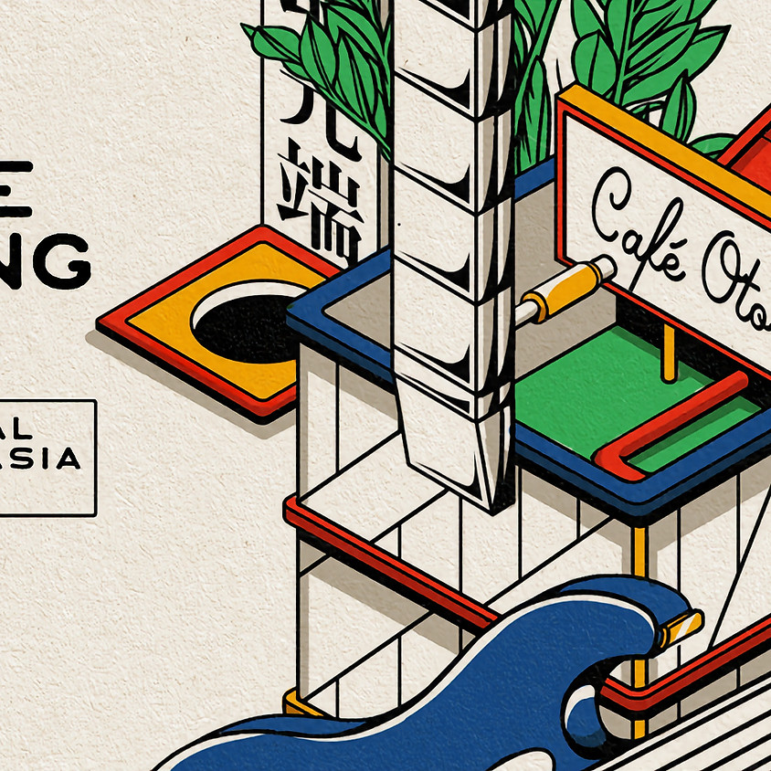 At The Cutting Edge: Experimental Sounds of Asia