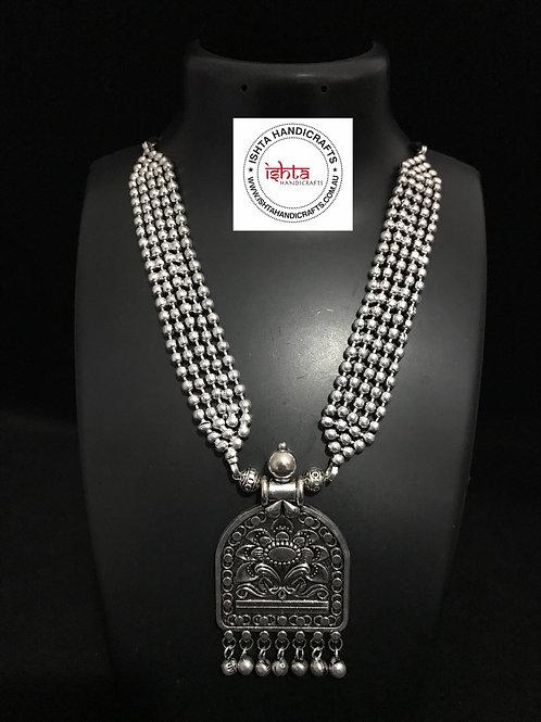 German Silver Neckpiece