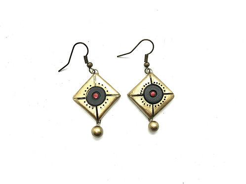 Terracotta Ear Rings