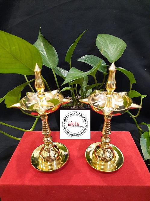 Kerala Brass Lamp