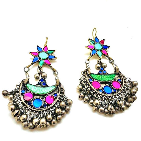 Real Afghani Ear Rings
